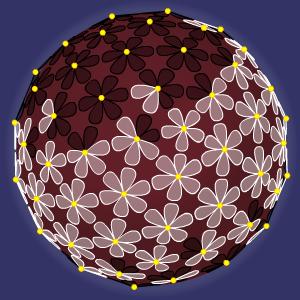 Resultado de imagen de un modelo llamado daisyworld ( un mundo de margaritas )
