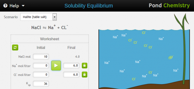 pond chemistry